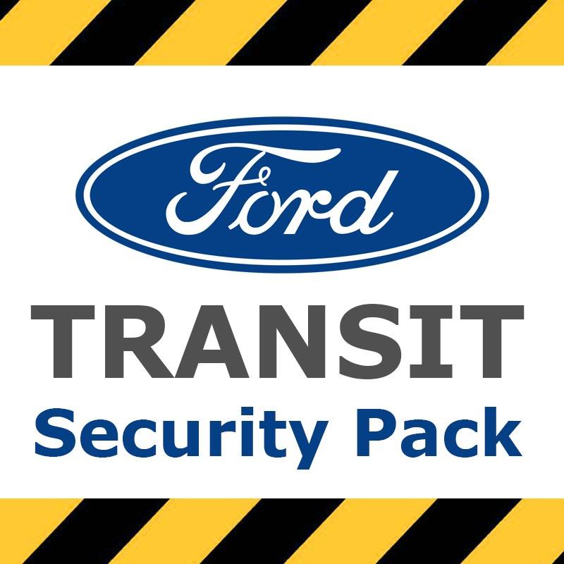 Security Pack Ford Transit 2014 Present Vanlocks Co Uk