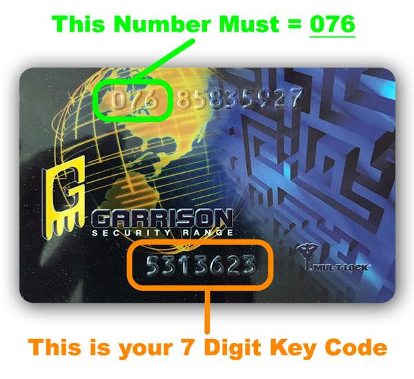 Key Code Info