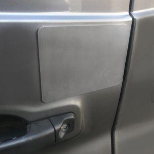 Van Rear Door Latch Guard