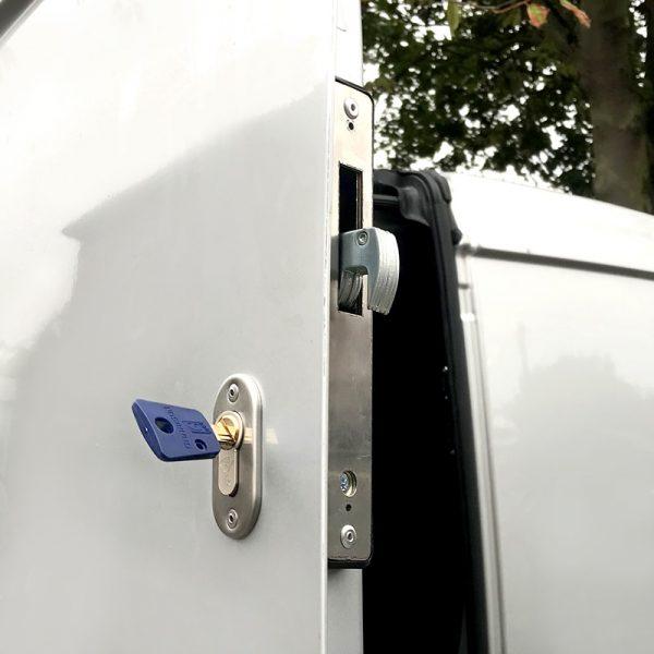 Garrison Hook Bolt - Rear Doors