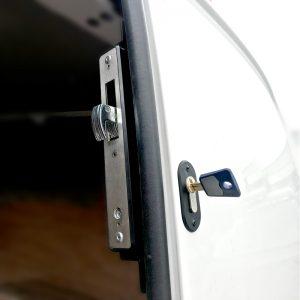 Garrison Hook-Bolt Deadlock - Rear Door
