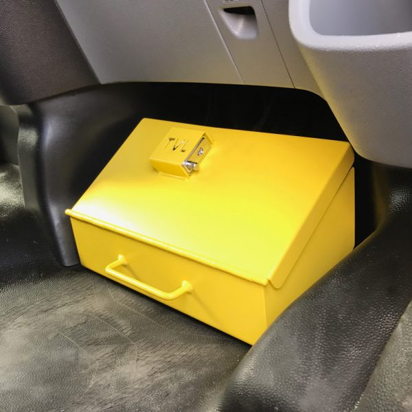 Auto PedalBox - Van Pedal Security Vault