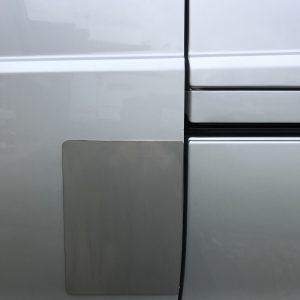 Renault Trafic Repair Plate