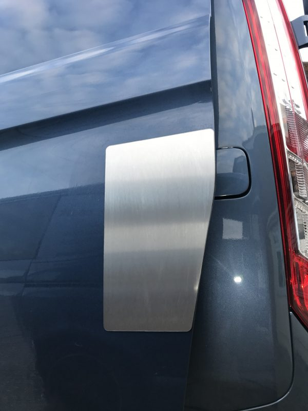 Protekta Plate - Stainless Steel