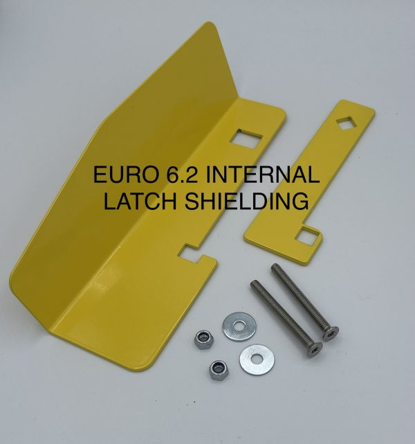 internal latch shield
